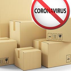 Coronavirus Parcel Shipping