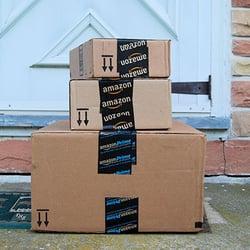 E-Commerce Delivery Amazon