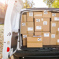 FedEx Parcel Shipping