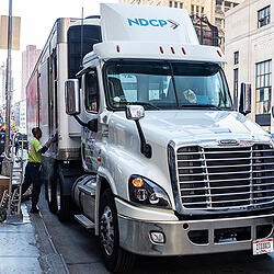 Self Quarantine Truck Drivers