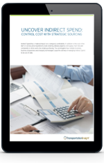 Uncover Indirect Spend - ipad